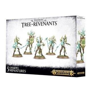 WARHAMMER Age of Sigmar SYLVANETH TREE-REVENANTS