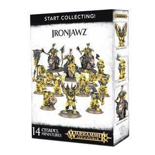 WARHAMMER Age of Sigmar START COLLECTING! IRONJAWZ