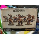 WARHAMMER Age of Sigmar Stormcast Eternal Liberators