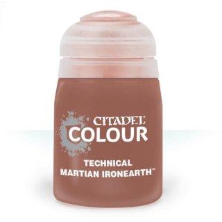 Modellbaufarbe Citadel TEXTURE: MARTIAN IRONEARTH 24ML