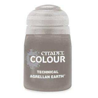 Modellbaufarbe Citadel Technical AGRELLAN EARTH Technical 24 ml