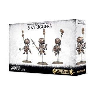 WARHAMMER Age of Sigmar KHARADRON OVERLORDS SKYRIGGERS