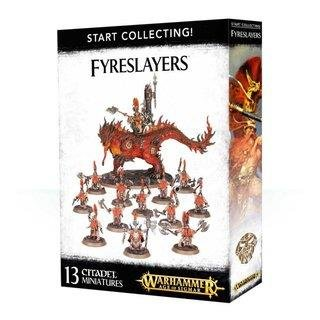 WARHAMMER Age of Sigmar START COLLECTING! FYRESLAYERS
