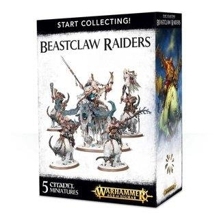 WARHAMMER Age of Sigmar START COLLECTING! BEASTCLAW RAIDERS