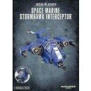 WARHAMMER 40k SPACE MARINE STORMHAWK INTERCEPTOR