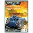 WARHAMMER 40k SPACE MARINE LAND RAIDER CRUSADER/REDEEMER