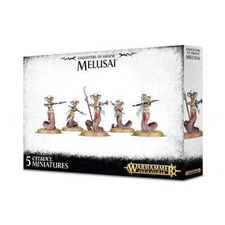 WARHAMMER Age of Sigmar DAUGHTERS OF KHAINE MELUSAI