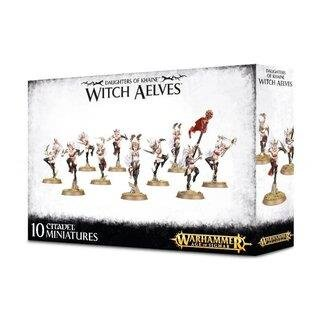 WARHAMMER Age of Sigmar DAUGHTERS OF KHAINE WITCH AELVES