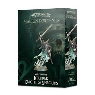 WARHAMMER Age of Sigmar NIGHTHAUNT KELDREK: KNIGHT OF SHROUDS