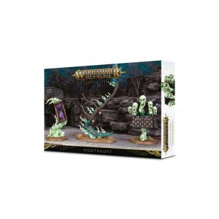 WARHAMMER Age of Sigmar ENDLESS SPELLS: NIGHTHAUNT