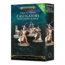 WARHAMMER Age of Sigmar Easy to Build CASTIGATORS WITH...