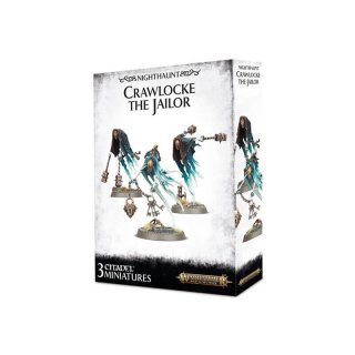 WARHAMMER Age of Sigmar NIGHTHAUNT CRAWLOCKE THE JAILOR