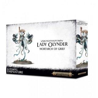 WARHAMMER Age of Sigmar NIGHTHAUNT LADY OLYNDER