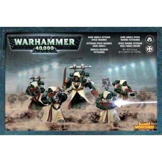 WARHAMMER 40kDark Angels Company Veterans Squad