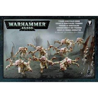 WARHAMMER 40k TYRANIDEN SYMBIONTEN