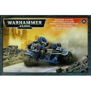 WARHAMMER 40k SPACE MARINE TRIKE MK2