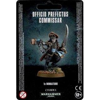 WARHAMMER 40k OFFICIO PREFECTUS COMMISSAR