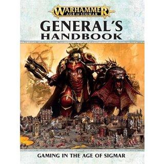 WARHAMMER Age of Sigmar Generals Handbook Sigmar