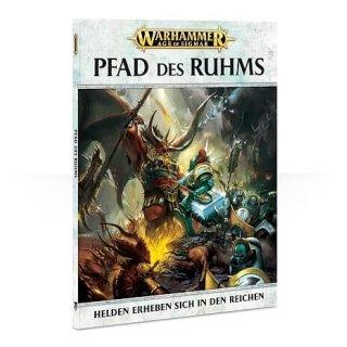 WARHAMMER Age of Sigmar Pfad des Ruhms Buch