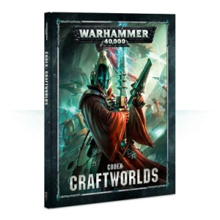 WARHAMMER 40k Codex Craftworlds
