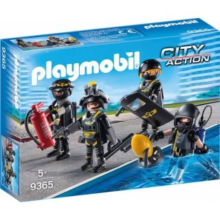 PLAYMOBIL® 9365 SEK Team