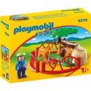 PLAYMOBIL® 1.2.3. 9378 Löwen Gehege