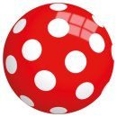 Punktball 9 Punkt Ø 23cm, Vinyl